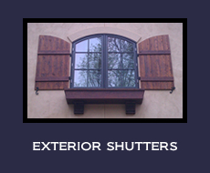 exterior shutters