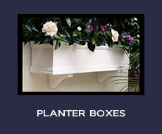 planter boxes